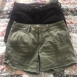 AEO | BUNDLE of shorts (Summer Sale)